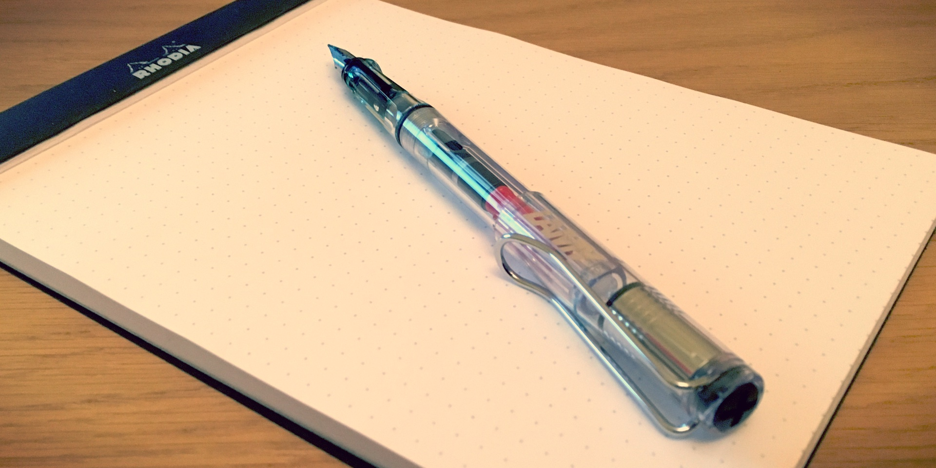 Lamy Demonstrator pen